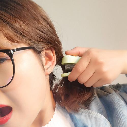 925 Silver Stapler Needle Ear Studs Gift for Her for Him