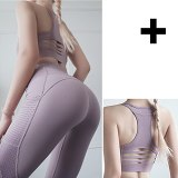 Fitness Yoga Leggings with Phone Pocket High Waist Solid Sports Leggings Athletic Long Tights Girls Gym Running Workout