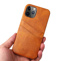 Apple iPhone 12 card Case for iPhone 11 HUAWEI P40 Genuine Leather Case