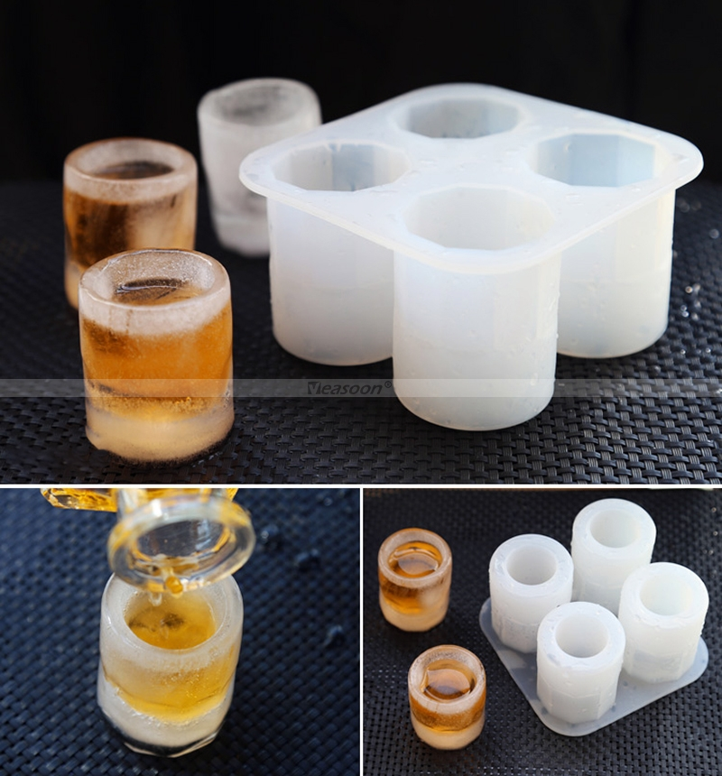Shot-Glass-Ice-Mold-Tray-Whisky-Ice-Glass-Mold