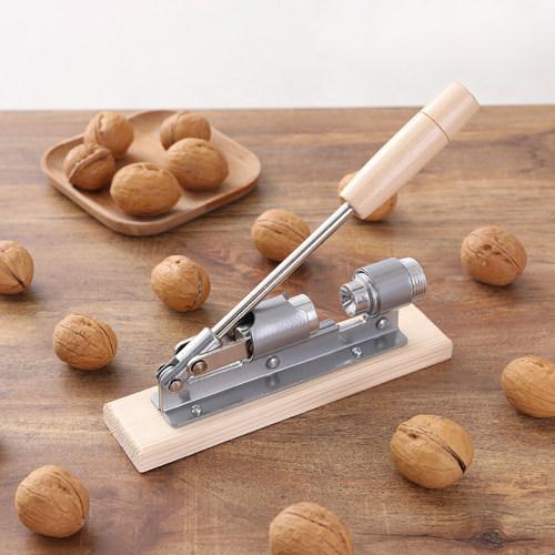 Easy Nutcracker Nut Tool 最好用的堅果開殼工具 쉬운호두까기인형너트도구 簡単くるみ割り人形ナットツール Herramienta Fácil Para Tuercas de Cascanueces