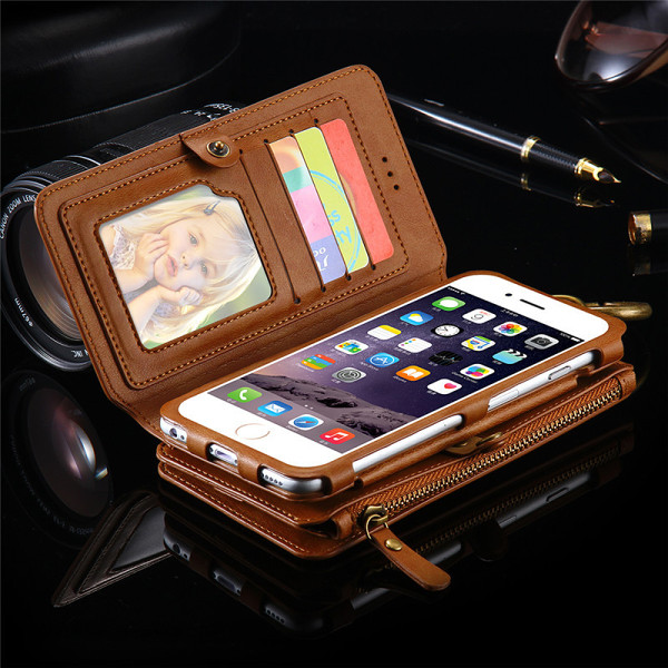 All-in-One iPhone Wallet Case for iPhone