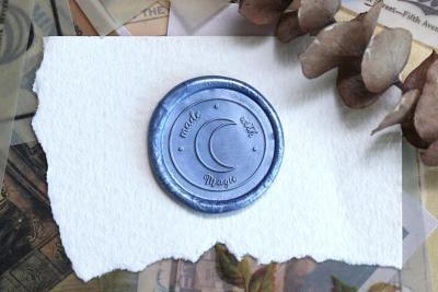Magic Wax Seal Stamp & Moon Wax Seal Stamp