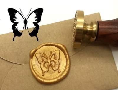 Butterfly Wax Seal Stamp,Custom Wax Seal Kits