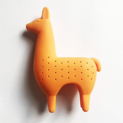 Alpaca Tea Infuser Como Llama Tea Infuser Gift for Him Father Grandfather : Veasoon