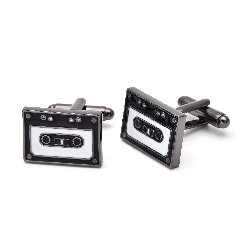 Cassette-Cufflinks