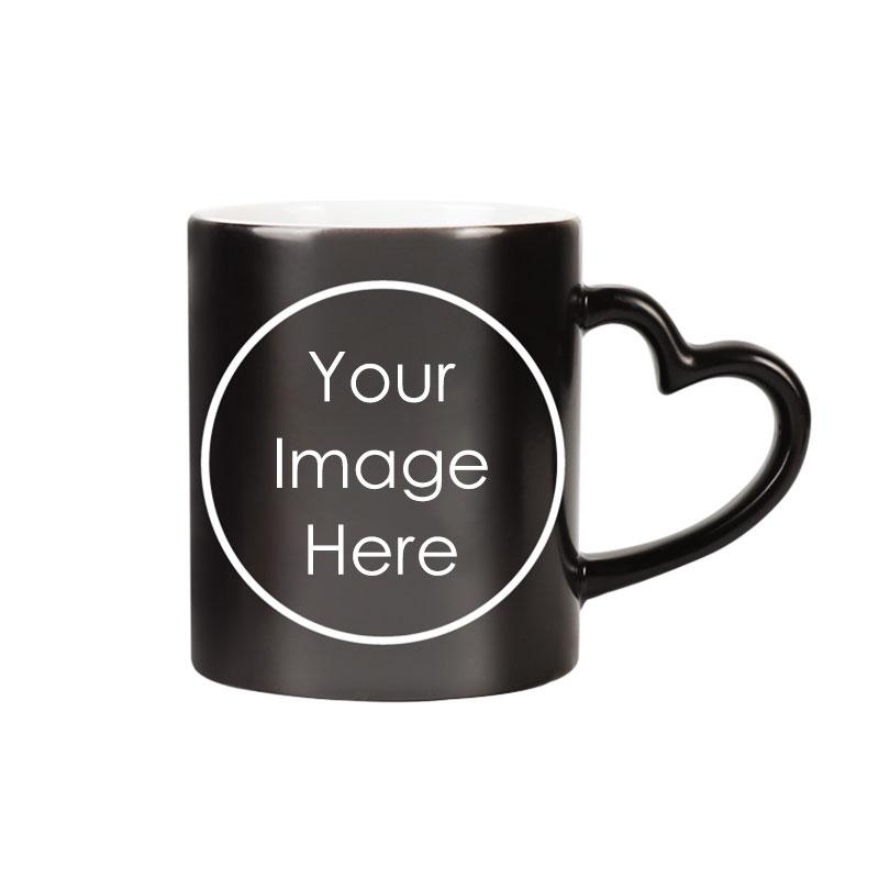 Make my own heat changing mug