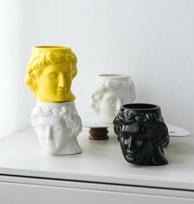 Classic Greek Apollo David Mug Gifts For History Lovers Unique Home Decor