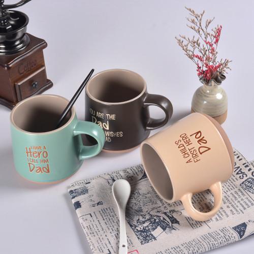 Best Dad Hero Mug Coffee Mug A Child's First Hero Dad Gifts for Dad