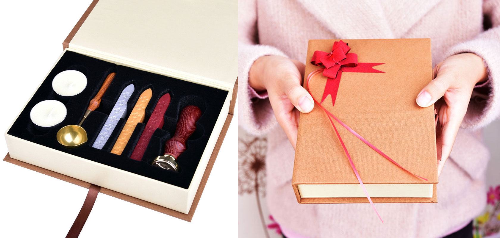 buy wax seal stamp with gift box online