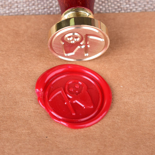 The Death Wax Seal Stamp Kit Death Scythe Sealing Stamp Custom Wax Seal Stamp
