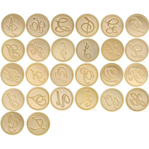 Wax Seal Stamp B 26 Alphabets Wax Seal Stamp Set 26 Letters Buy Wax Seal Stamps Online
