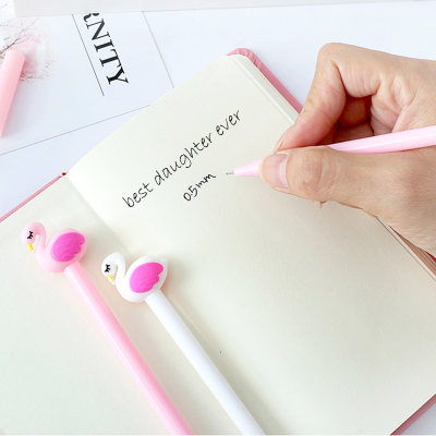 Flamingo Notebook and Pen Gift Box Kit Going Back to School Gift for Teens for Daughter : VEASOON