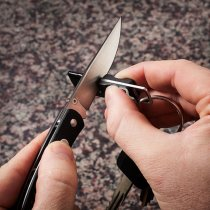 Knife Sharpener Key Ring