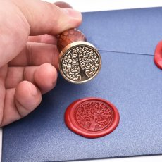Tree Of Life Wax Seal Kit Birthday Gift