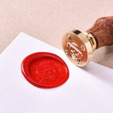 One Piece Wax Seal