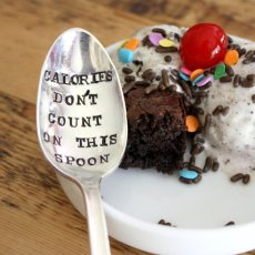 Calories Don't Count on This Spoon