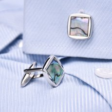 Sea Shell Cufflinks