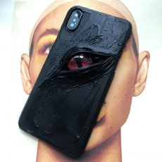 Monster's Red Eye iPhone Case