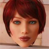 SM#59 head(fit 140-160cm)