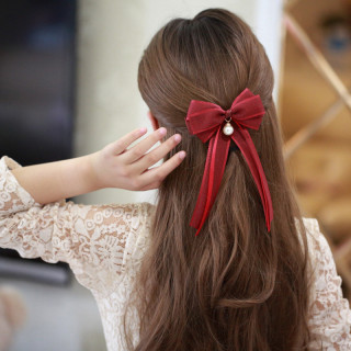 Doll hair accessories