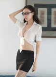 Sexy business suit