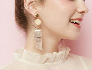 Temperament retro earrings