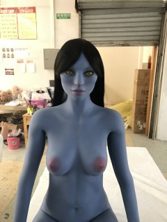 STOCK:156C Blue Avatar(Shipment from USA)