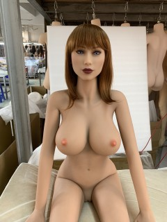 Pre-order Stock:163G#59+light brown+standing(Shipment from USA)
