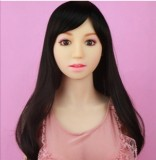 smaller version of the 156A#23 Silicone doll