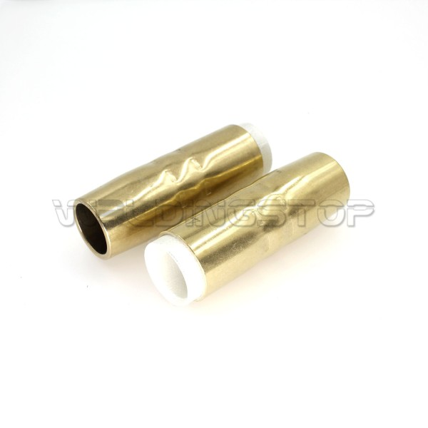 4491 Gas Nozzle 3/4  (19mm) for Bernard Style 300B MIG / MAG Welding Torch