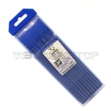 WL20 Lanthanated Tungsten Electrode 1/16'' x 6'' / 1.6 x 150mm for TIG Welding Torch