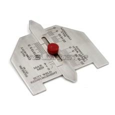 Automatic Welding Gauge Weld Fillet Leg Length Check Concavity Convexity Reinforcement Inspection To
