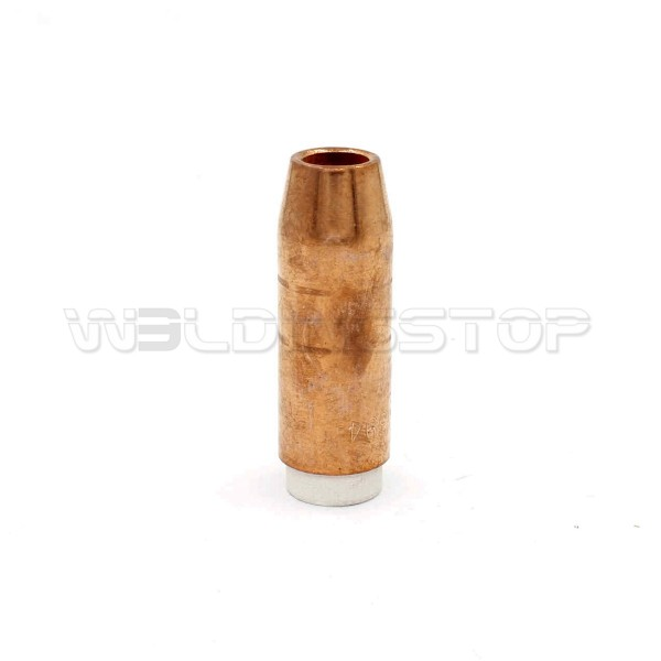4394 Gas Nozzle 1/2 (12.7mm) for Bernard Style 300B MIG / MAG Welding Torch