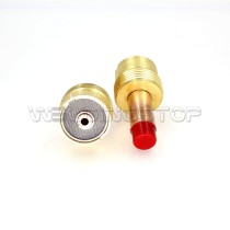 995795 Large Dia.Gas Lens Collet 1/8'' 3.2mm fit TIG Welding Torch WP-17 WP-18 WP-26