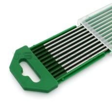WP20 PureTungstenElectrode3/32''x6''/2.4x150mmforTIGWeldingTorch