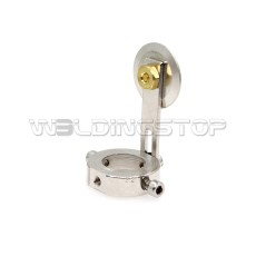 Plasma cutting roller guide wheel fit Standard PT-31 torch head body