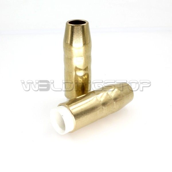 4392 Gas Nozzle 1/2  (13mm) for Bernard Style 300B MIG / MAG Welding Torch
