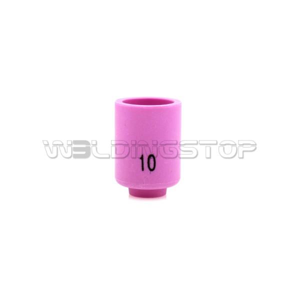 13N13 #10 Alumina Ceramic Nozzle 5/8'' 16mm fit TIG Welding Torch WP-9 WP-20 & WP-25