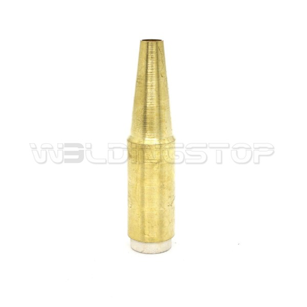 4295 Gas Nozzle 3/8  for Bernard Style 300B MIG / MAG Welding Torch