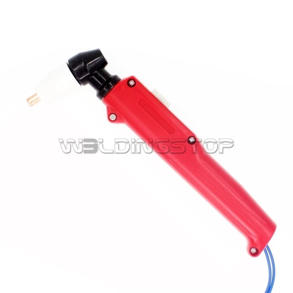 '20072, PT-31 plasma hand manual cutting torch body, built-in button switch