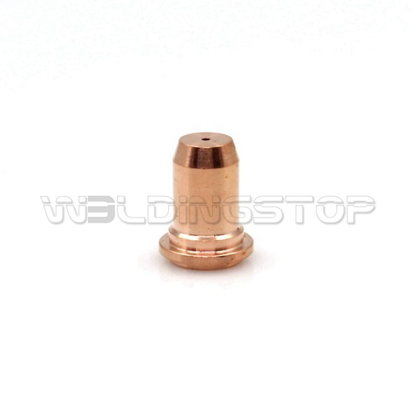 51313P.10 Flat Tip 40-50A 1.0mm 0.039'' for PT-60 Plasma Cutting Torch (WeldingStop Replacement Consumables)