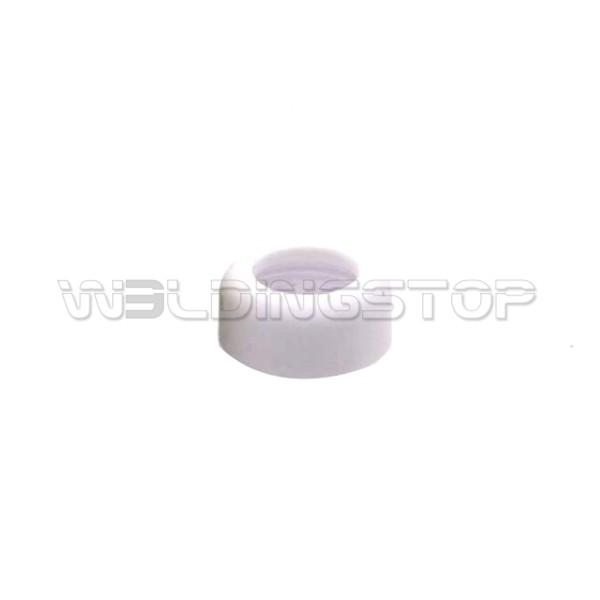 CV0076 Ceramic Shield Cup for Trafimet ERGOCUT S75 Plasma Cutting Torch (WeldingStop Replacement Consumables)