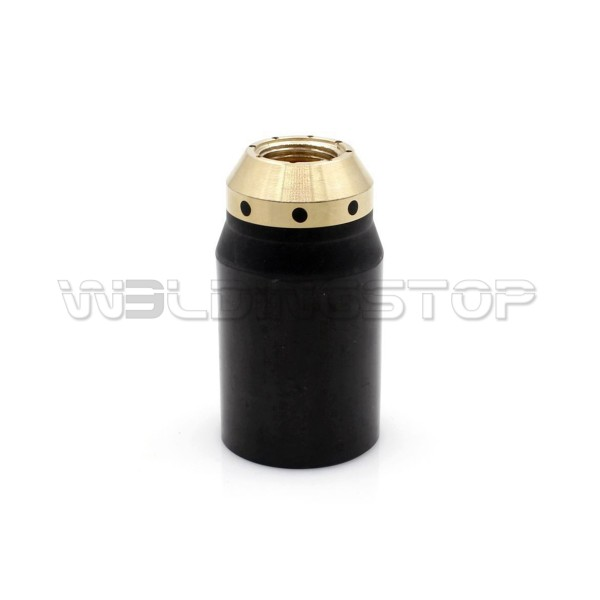 9-8237 Maximum Life Shield Cap for Thermal Dynamics CutMaster 52/82/102/152 Plasma Cutter SL60 SL100 Torch (WeldingStop Replacement Consumables)
