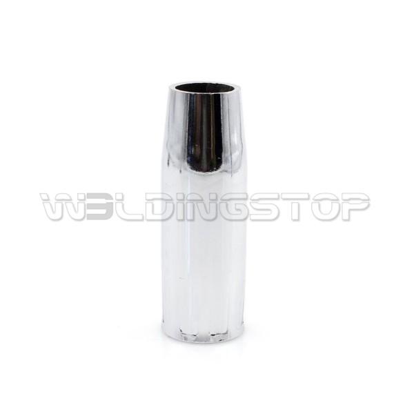 145.0075 Gas Nozzle Conical 12mm 1/2'' for Binzel MIG Welding 15AK Gun (WeldingStop Replacement Consumables)