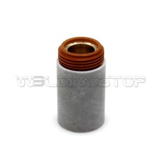 WSMX 220048 Retaining Cap 100A for Plasma Cutting 1650 Series Torch (WeldingStop Aftermarket Consumables)