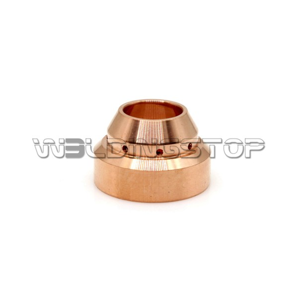 WSMX 220404 Ohmic Shield Cap for Plasma Cutting 1650 Series Torch (WeldingStop Aftermarket Consumables)