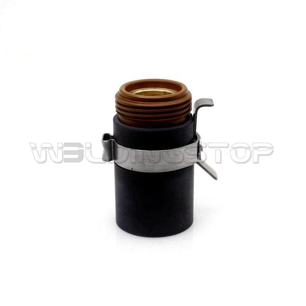 WSMX 220953 Ohmic Retaining Cap for Plasma Cutting 85 Series Duramax Machine Torch (Original Genuine Parts)
