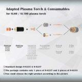 WeldingStop 9-8237 & 9-8235 Drag Shield 50-60A for Thermal Dynamics 52/82/102/152 Cutter SL60/SL100 Plasma Torch Prats PKG-6