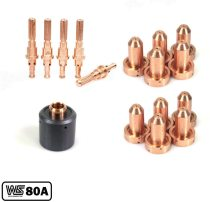 Plasma Kit 80A for Thermal Dynamics SL60 / SL100 Start Cartridge 9-8213